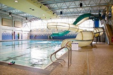 swimming at oak bay recreation centre